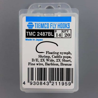 Tiemco TMC 2487BL
