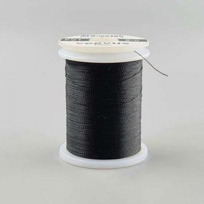 Veevus Bindegarn 6 0 schwarz
