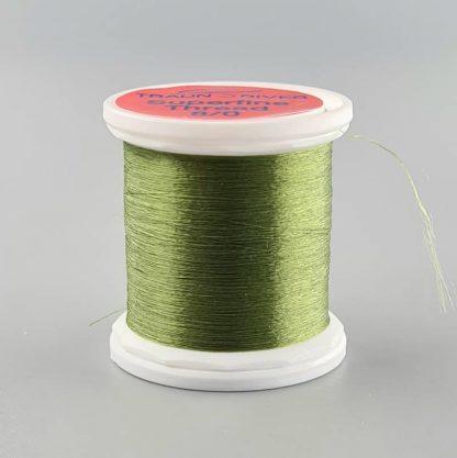 Allround Bindeseide 8 0 oliv