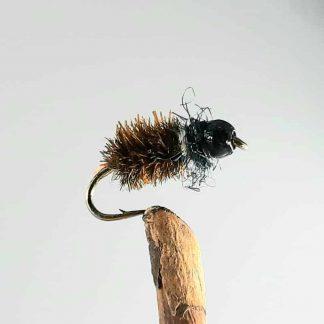 Tungsten Caddis Larva