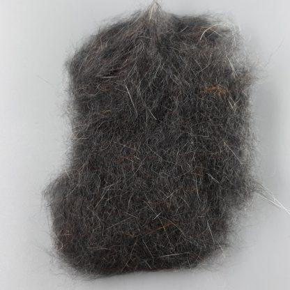 Natural Fur Dubbing dark Hares Mask