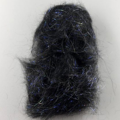 V Dub Hairy and Spiky black