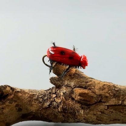 Deer Hair Ladybug