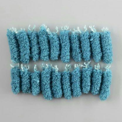 Mop Fly Körper algenblau