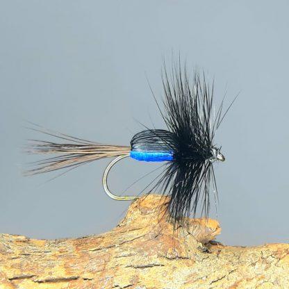 Simple Blue Humpy