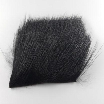 Deer Body Hair black