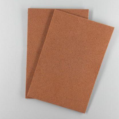 Thin Fly Foam rusty brown
