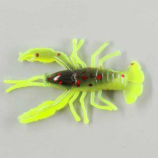 Relax Crawfish Micro Jig 3,5 cm UV Grün