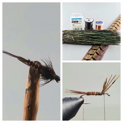 DIY American Pheasant Tail Nymph