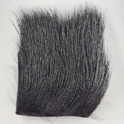 Elk Body Hair Black