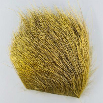 Elk Body Hair Olive
