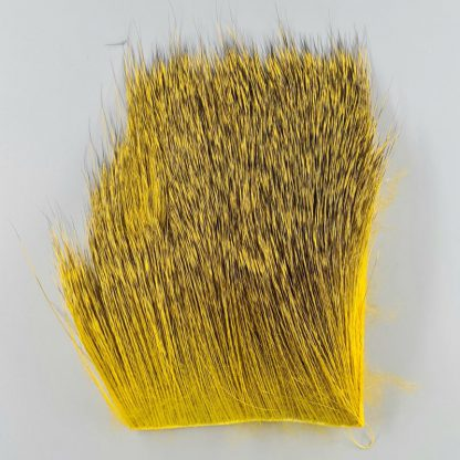 Deer Body Hair yellow