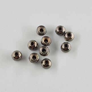 Tungsten Perlen natur